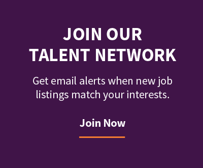 Join Concentra's talent network ad