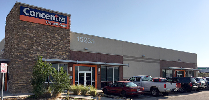 Concentra S Aurora North Urgent Care Center