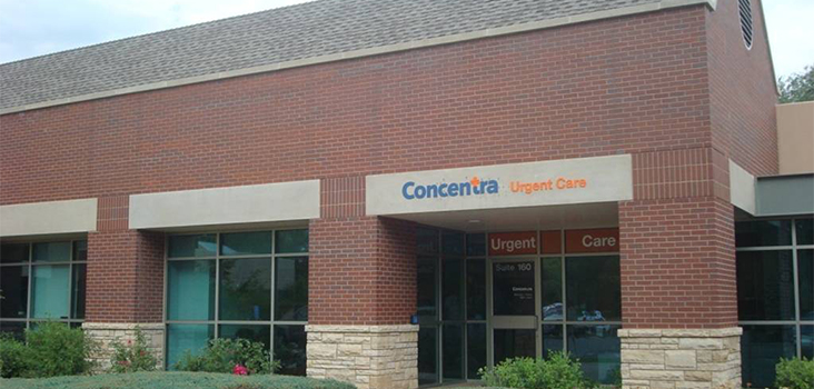 Concentra's Fort Collins Lemay Urgent Care Center