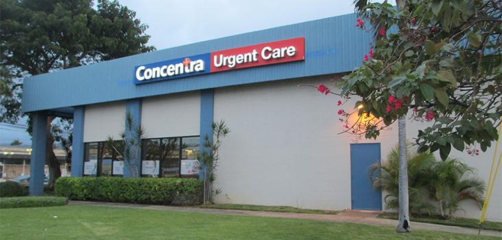 Concentra S Honolulu Urgent Care Center