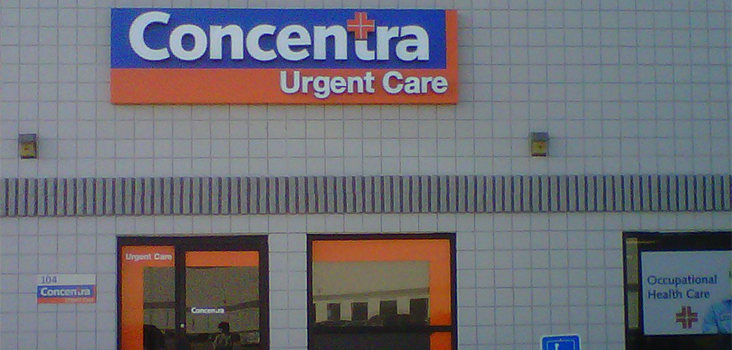 Default Concentra Clinic