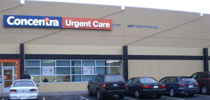 Concentra S Airport Portland Urgent Care Center