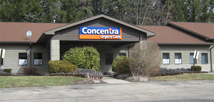 Concentra's Robinson Urgent Care Center