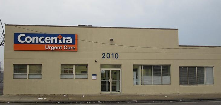 Concentra's Philadelphia Northeast Urgent Care Center