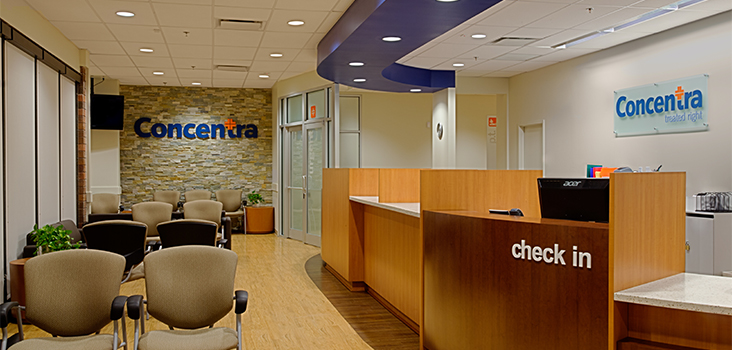 Concentra S Somerset Urgent Care Center