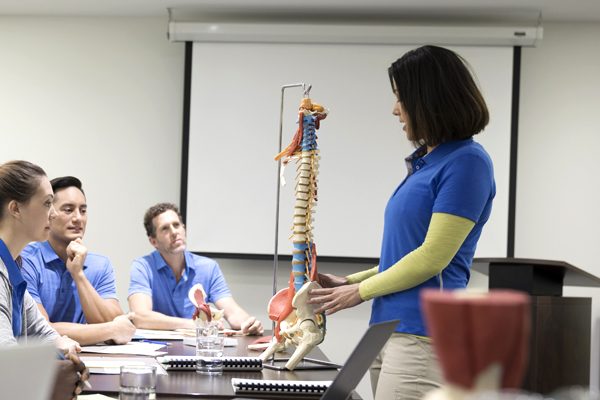 Physical therapy student program at Concentra