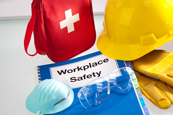 What Are Work Safety and Health Exams First Aid