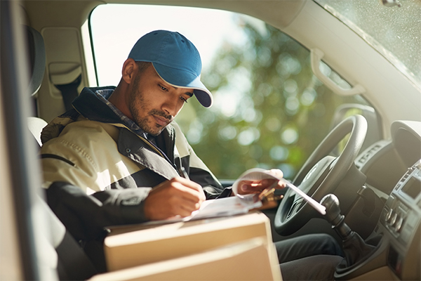 What Are DOT Regulations Delivery Driver