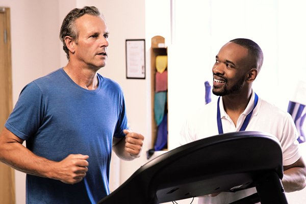 What Is Employee Injury Prevention Man Treadmill