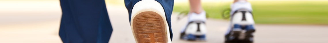 Injury Prevention ans Wellness Jogging Feet