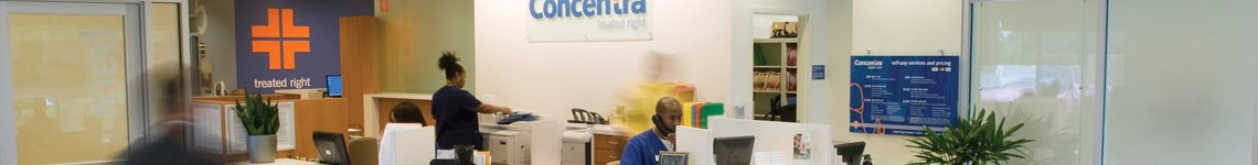 Working With Concentra Office