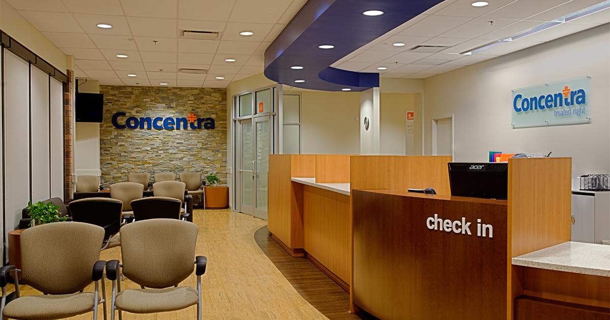 Concentra Expands With New Location In Trenton New Jersey