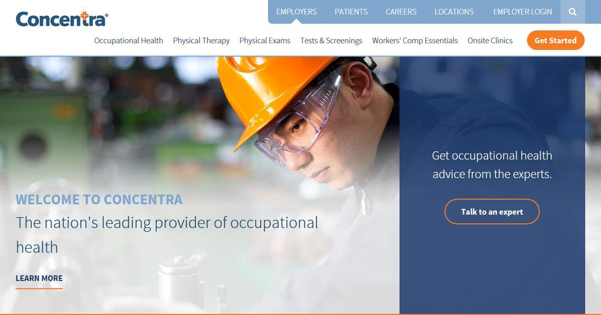 Concentra Occupational Health