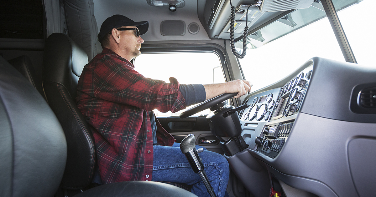 How to Combat the Silent Killer Targeting Truck Drivers
