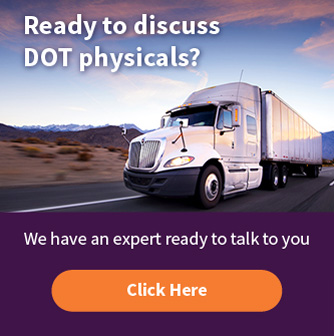 DOT physical services for employers ad
